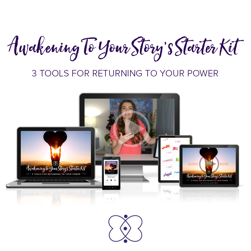 Awakening to Your Story's Starter Kit